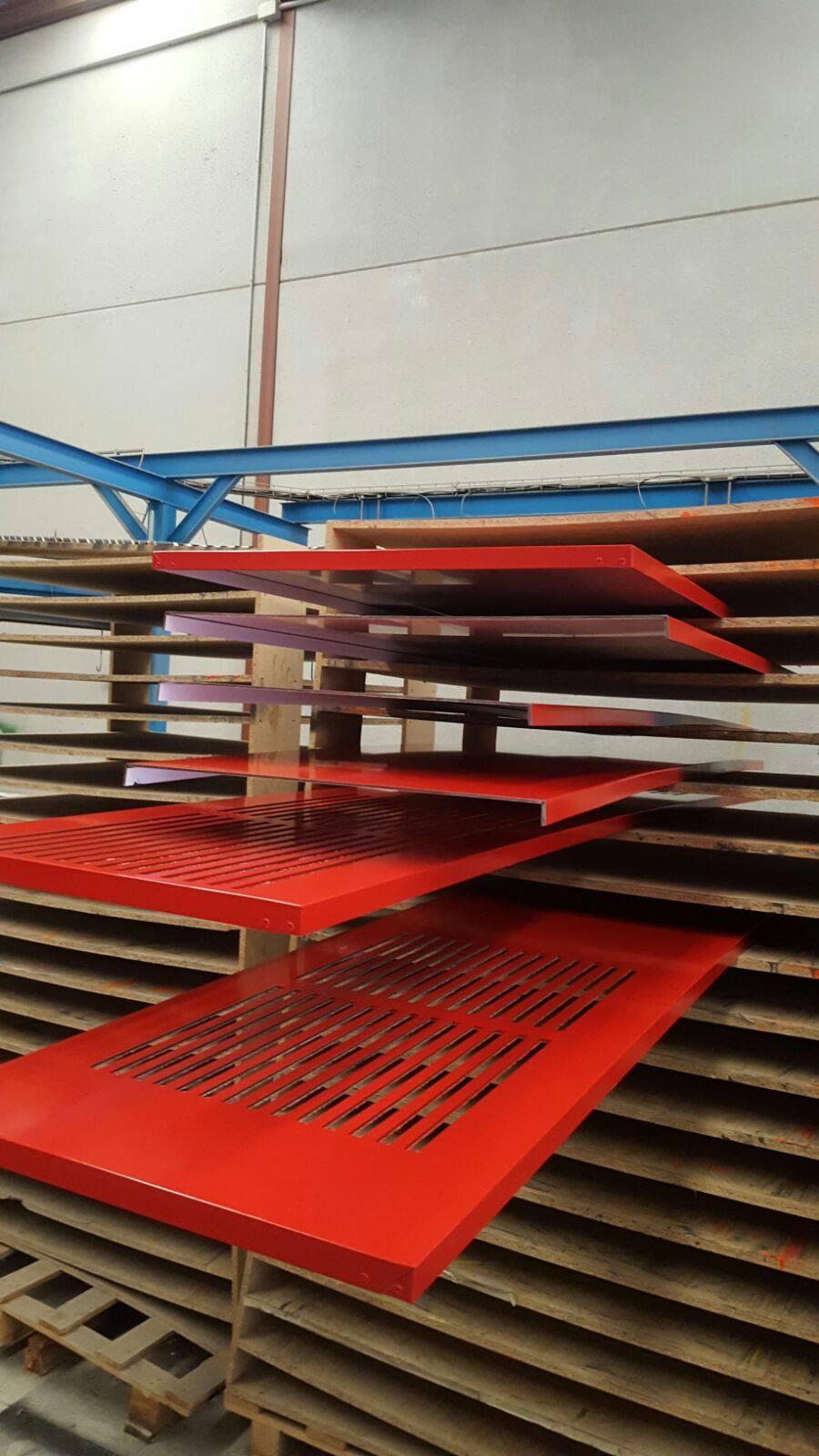 Lacado panel composite